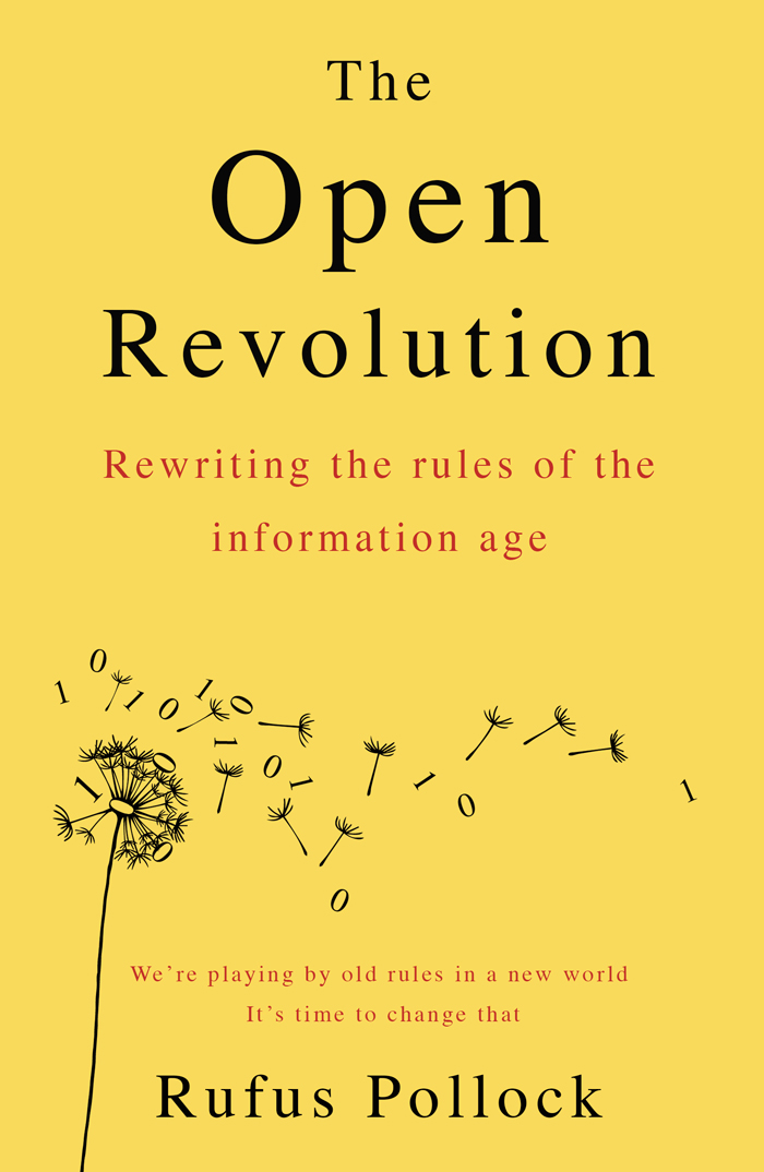 Open Revolution Cover